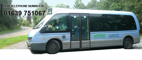 DANSA Bus