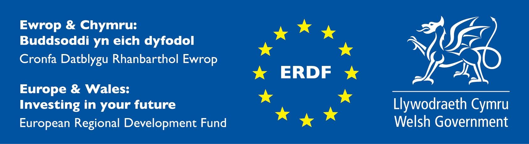 Logo - ERDF